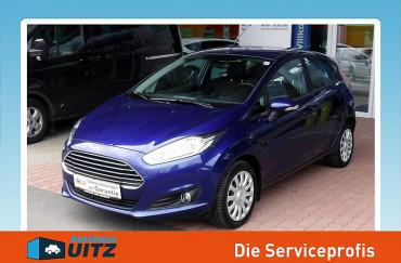Ford Fiesta Trend 1,25 bei Gebrauchtwagen Fahrzeugzentrum – Autohaus Uitz in Feldbach | Steiermark