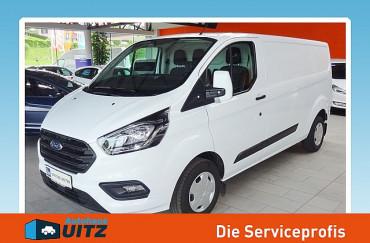 Ford Transit Custom Kasten 2,0 TDCi L2H1 300 Trend bei Gebrauchtwagen Fahrzeugzentrum – Autohaus Uitz in Feldbach | Steiermark