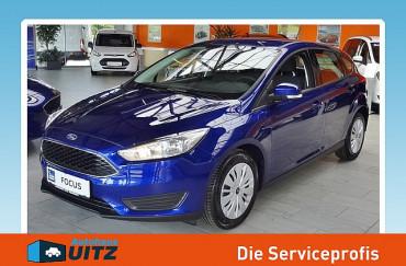 Ford Focus 1,0 EcoBoost Trend bei Gebrauchtwagen Fahrzeugzentrum – Autohaus Uitz in Feldbach | Steiermark