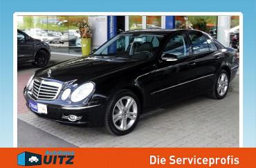 Mercedes-Benz E 280 Avantgarde 4MATIC A-Edition CDI Aut. bei Gebrauchtwagen Fahrzeugzentrum – Autohaus Uitz in Feldbach | Steiermark